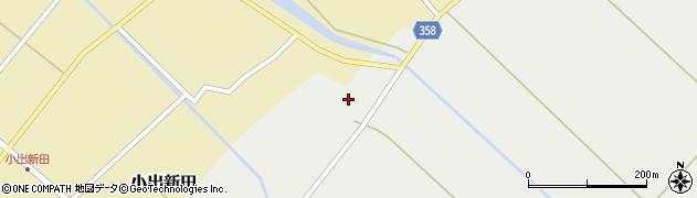 山形県東田川郡庄内町連枝古川端68周辺の地図