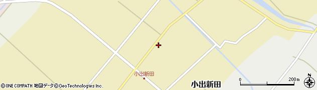 山形県東田川郡庄内町小出新田苧畑割19周辺の地図