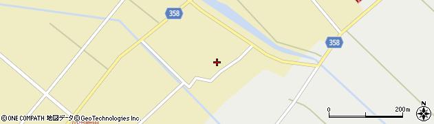 山形県東田川郡庄内町小出新田村北88周辺の地図