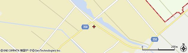 山形県東田川郡庄内町小出新田村北152周辺の地図