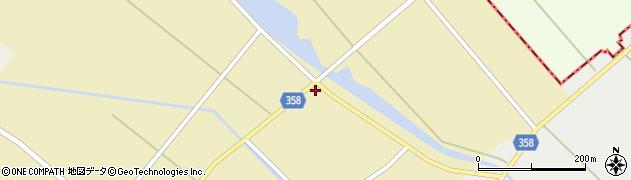 山形県東田川郡庄内町小出新田村北150周辺の地図