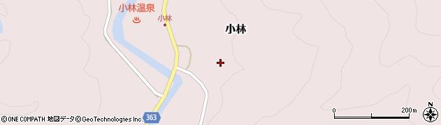 山形県酒田市小林杉沢91周辺の地図