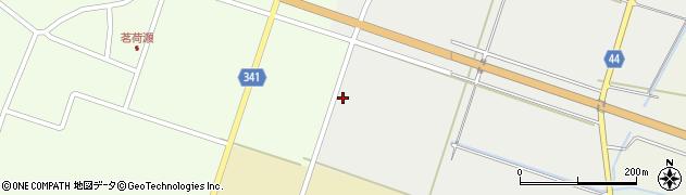 山形県東田川郡庄内町払田沖27周辺の地図