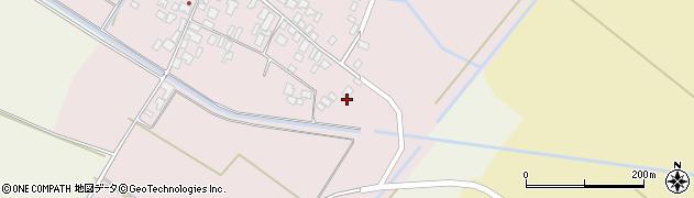 山形県東田川郡庄内町堀野中堀野2周辺の地図