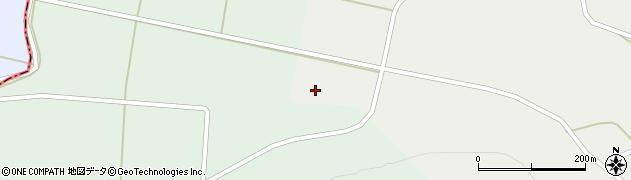 山形県最上郡鮭川村石名坂924周辺の地図