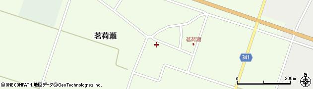 山形県東田川郡庄内町茗荷瀬岡田64周辺の地図