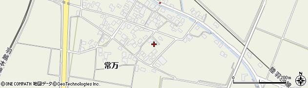 山形県東田川郡庄内町常万常岡42周辺の地図