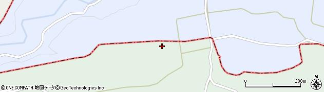 山形県最上郡鮭川村京塚2758周辺の地図