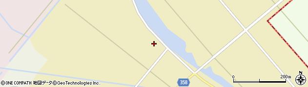 山形県東田川郡庄内町小出新田村北140周辺の地図