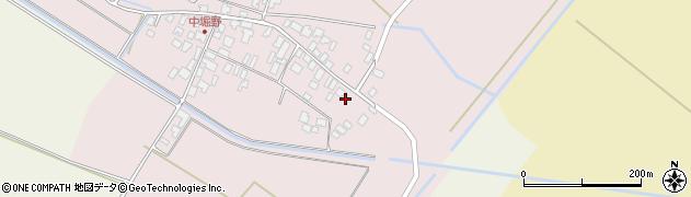 山形県東田川郡庄内町堀野中堀野26周辺の地図