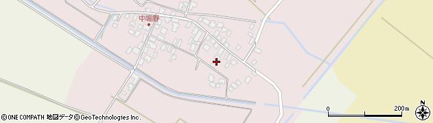 山形県東田川郡庄内町堀野中堀野41周辺の地図