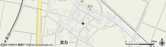 山形県東田川郡庄内町常万常岡45周辺の地図