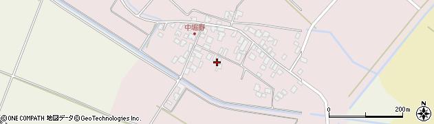 山形県東田川郡庄内町堀野中堀野60周辺の地図