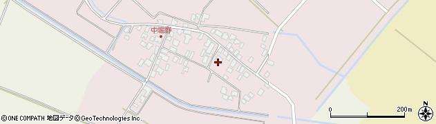 山形県東田川郡庄内町堀野中堀野49周辺の地図