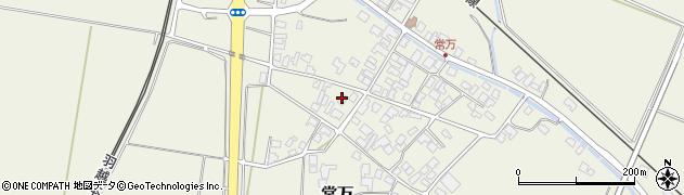 山形県東田川郡庄内町常万常岡62周辺の地図
