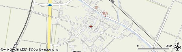山形県東田川郡庄内町常万常岡111周辺の地図