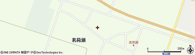 山形県東田川郡庄内町茗荷瀬岡田15周辺の地図
