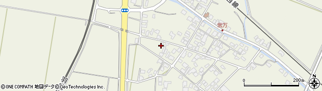 山形県東田川郡庄内町常万常岡65周辺の地図