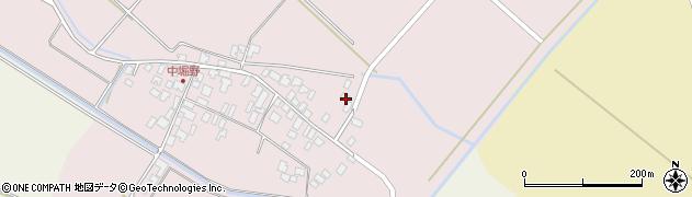 山形県東田川郡庄内町堀野中堀野31周辺の地図
