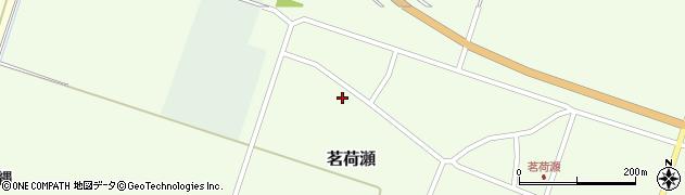 山形県東田川郡庄内町茗荷瀬岡田37周辺の地図