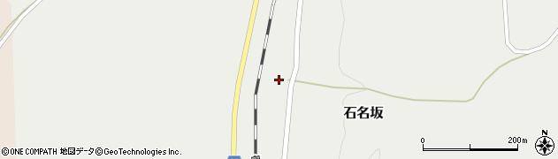 山形県最上郡鮭川村石名坂50周辺の地図