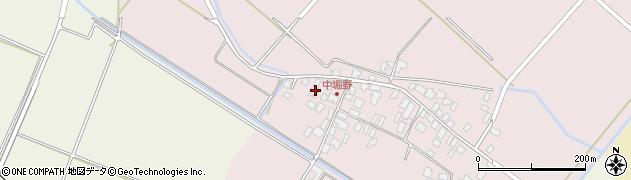 山形県東田川郡庄内町堀野中堀野87周辺の地図