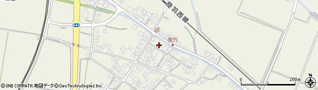 山形県東田川郡庄内町常万常岡100周辺の地図