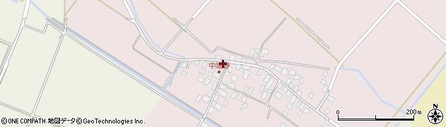 山形県東田川郡庄内町堀野中堀野83周辺の地図