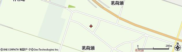 山形県東田川郡庄内町茗荷瀬岡田18周辺の地図