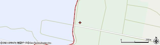 山形県最上郡鮭川村石名坂971周辺の地図