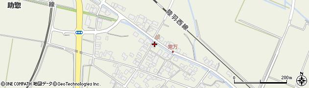 山形県東田川郡庄内町常万常岡102周辺の地図