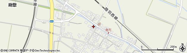 山形県東田川郡庄内町常万常岡81周辺の地図