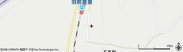 山形県最上郡鮭川村石名坂20周辺の地図