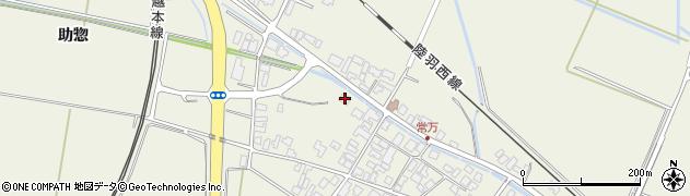 山形県東田川郡庄内町常万常岡82周辺の地図