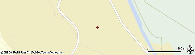 宮城県栗原市栗駒中野籠田周辺の地図