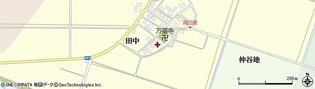 山形県東田川郡庄内町高田麦田中47周辺の地図