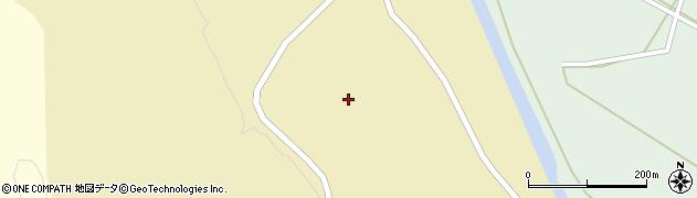 宮城県栗原市栗駒中野愛宕周辺の地図