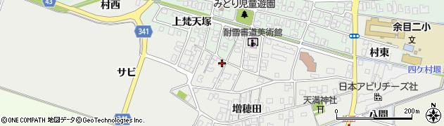 山形県東田川郡庄内町払田サビ70周辺の地図