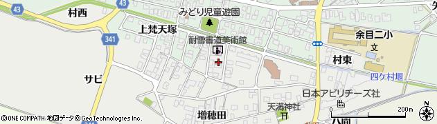 山形県東田川郡庄内町払田サビ48周辺の地図