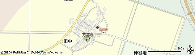山形県東田川郡庄内町高田麦田中26周辺の地図