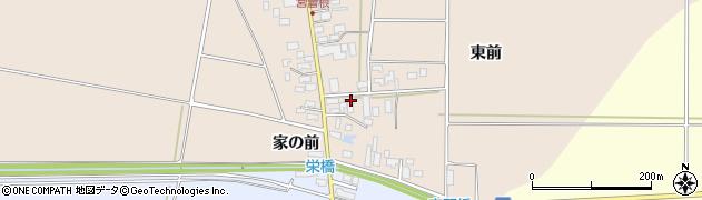 山形県東田川郡庄内町宮曽根宮の前2周辺の地図