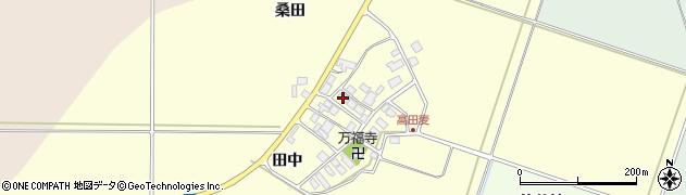 山形県東田川郡庄内町高田麦田中31周辺の地図