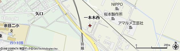 山形県東田川郡庄内町常万一本木西41周辺の地図