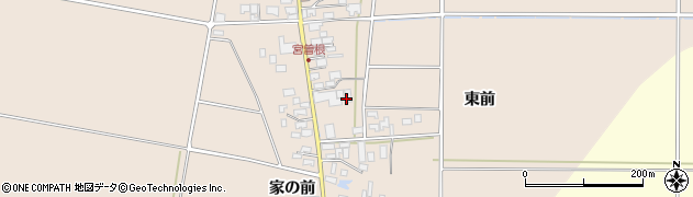 山形県東田川郡庄内町宮曽根宮の前24周辺の地図
