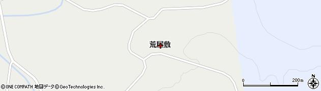岩手県一関市藤沢町藤沢荒屋敷周辺の地図
