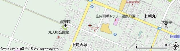 山形県東田川郡庄内町余目土堤下49周辺の地図