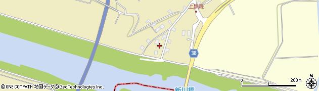 山形県酒田市浜中小浜102周辺の地図