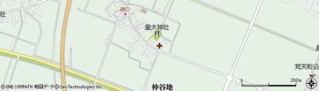 山形県東田川郡庄内町余目南口1周辺の地図