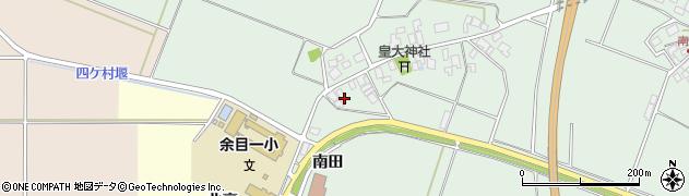 山形県東田川郡庄内町余目長畑31周辺の地図