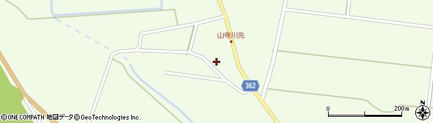 山形県酒田市山寺宅地28周辺の地図